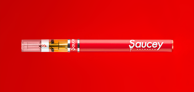 Saucey Vape Cartridges